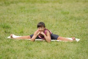 ヨガを実践できる健康セミナー